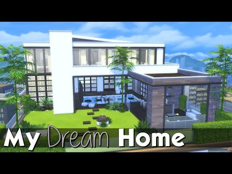The Sims 4: Speed Build - Modern Penthouse (My Dream Home)