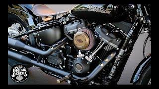 2018 Harley-Davidson Street Bob - Brass Edition