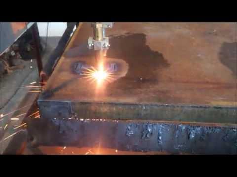 Mini Type CNC Flame Cutting Machine LD-1530W