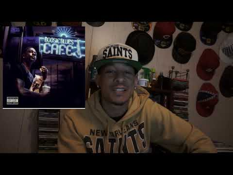 Boosie – Boosie Blues Cafe ALBUM REVIEW