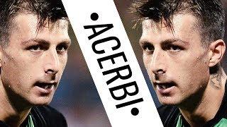 Francesco Acerbi • 2017/18 • Sassuolo • Best Defensive Skills • HD