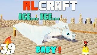 "RLCraft : ""ICE Dragon Egg Hatching"" Ep 39 Hardest Modpack wt Akan22 ""Minecraft Hindi"""
