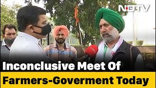 Punjab Farmers Against Farm Laws Meet Centre, Reveal List 5 Demands - Download this Video in MP3, M4A, WEBM, MP4, 3GP