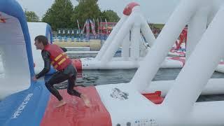 Ninja Warrior UK Aqua Park