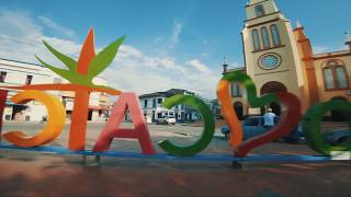 ????A Cinematic of a beautiful park????????- ????FPV Drone Cinematic???? - Caicedonia, Valle del Cauca