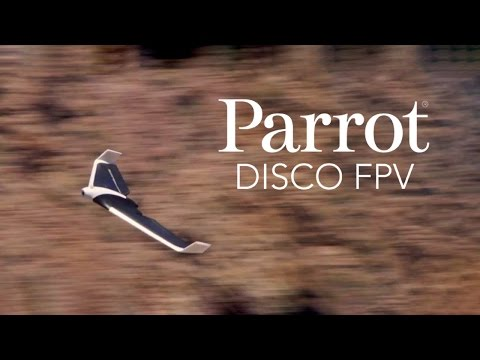 Parrot DISCO FPV - Official Video