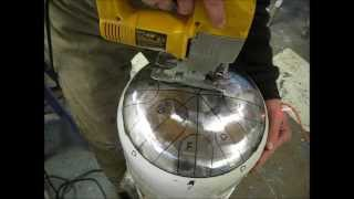 how to build a propane tank drum with Jeff