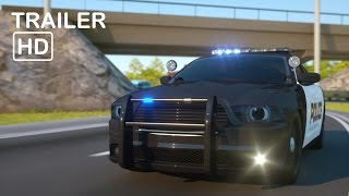 Meet Sergeant Cooper the Police Car - Trailer -  Real City Heroes (RCH)