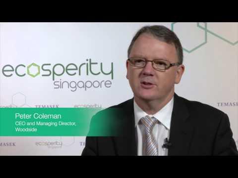 Peter Coleman, CEO & Managing Director of Woodside (Energy)