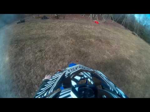 Trying Out Apeman A60 Helmet Cam Mount