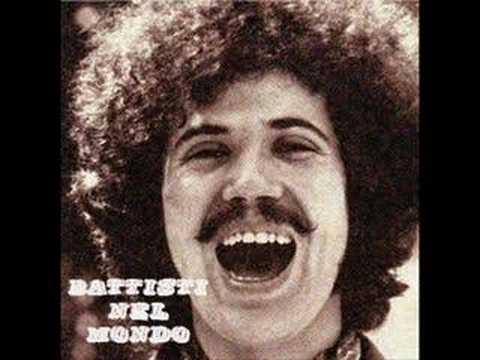 Lucio Battisti-Il mio canto libero