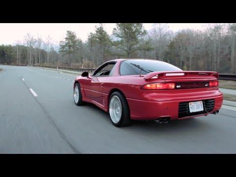 Mitsubishi 3000GT VR4 Review!
