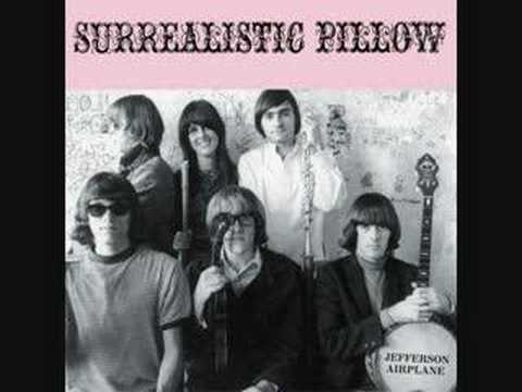 Jefferson Airplane - Plastic Fantastic Lover