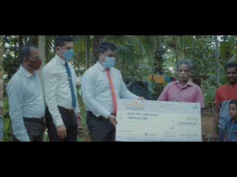 NLB 4106 Mahajana Sampatha Winner Malage Piyadasa Deniyaya