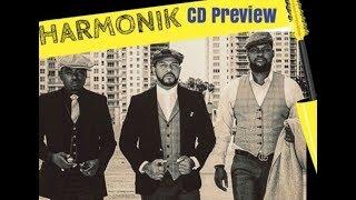 "HARMONIK: 5 SONG  ""RESPÈ"" Cd PREVIEW! (Listen NOW)"