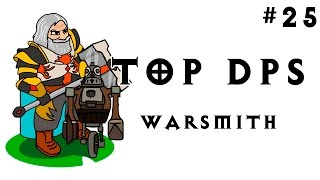 Top DPS - Crafter (Warsmith)