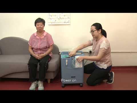 影片: The use and maintaenance of oxygen concentrator