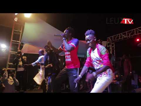 Vidéo: Découvrez cette chanson que Tarba Mbaye a reprise avec El Hadj Keita émouvant