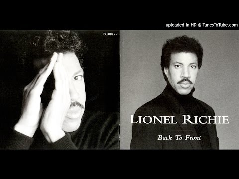 Lionel Richie -  Do It To Me