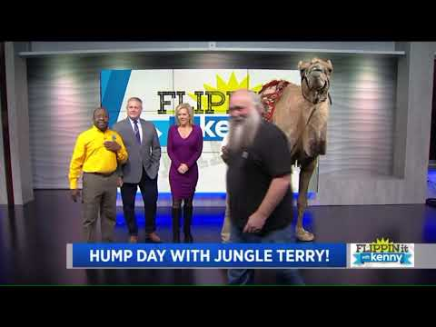 Jungle Terry brings some very special guests