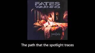 Fates Warning - Eye to Eye (Lyrics)