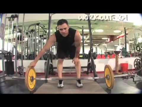 Workout 101 - Dead Curl Press - Instructional Workout Video (Mike McErlane)