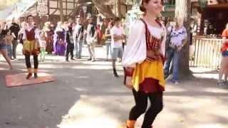 Irish Dance- The Redlich Sisters- Renaissance Festival