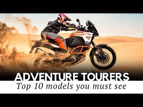 Download 10 Best Adventure Touring Motorcycles You Could Buy (New and Proven Models) HD Mp4 3GP Video and MP3