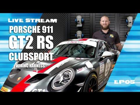 EP05: Porsche 911 GT2 RS Clubsport Harness