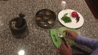Rasam - Indian tomato soup