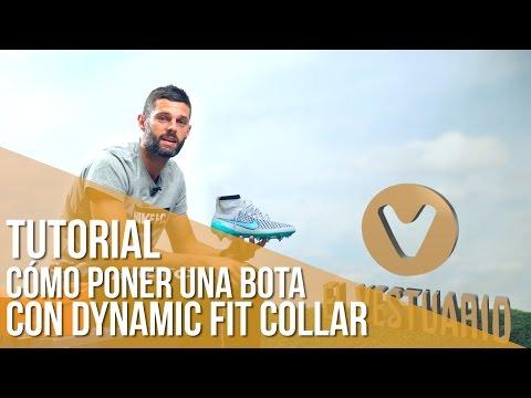 TUTORIAL: Cómo ponerse botas con Dynamic Fit Collar