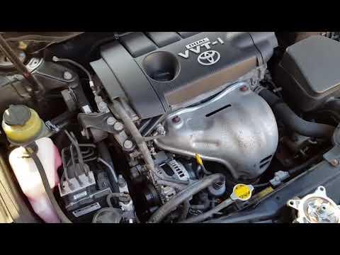 Die Abbuchung des Benzins der Wagen
