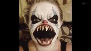 UK Mums Amazing Halloween Face Paintings Go Viral!