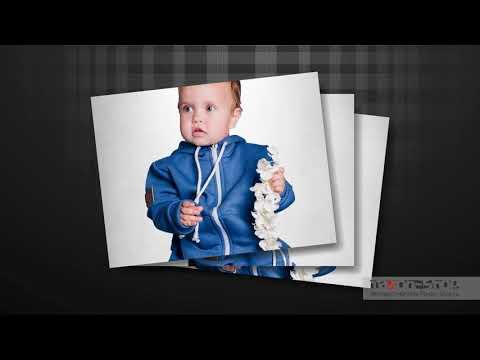 Детский комбинезон Индиго с капюшоном