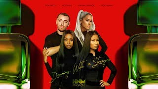 Gambar cover Sam Smith, Normani - Dancing With A Stranger (feat. Ariana Grande & Nicki Minaj) [MASHUP]