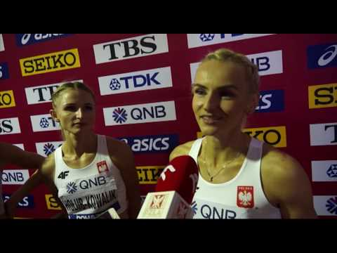MŚ Doha 2019: sztafeta z awansem do finału