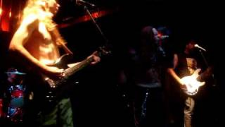 """Harrah- """"Fueled"""" (Anthrax Cover)"""