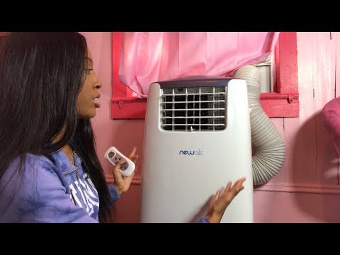 Review Of The NewAir AC-14100E Portable Air Conditioner