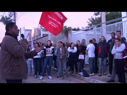 Contra a retirada de direitos - Terceirização - Combater e Resistir