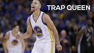 Fetty Wap - Trap Queen   Curry vs Pelicans Opening Night   2015-16 NBA Season