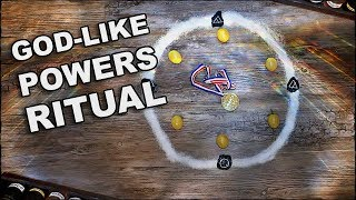 God-Like Powers Ritual