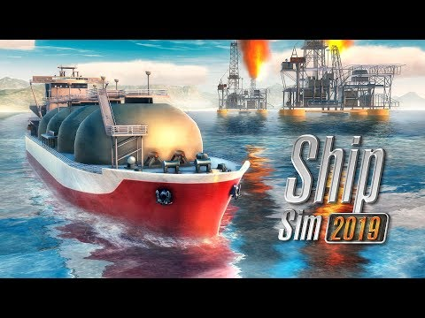 Ship Sim 2019 wideo