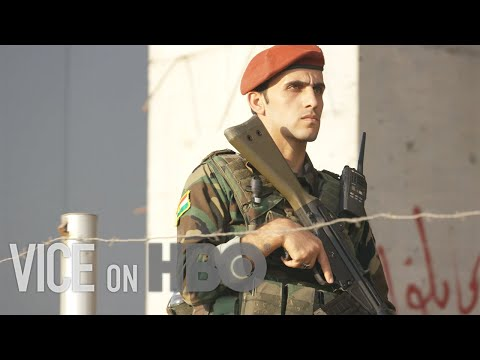 The Fight For a Kurdish State I VICE on HBO