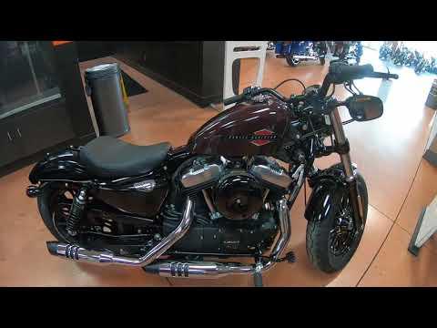 2021 Harley-Davidson Sportster Forty-Eight