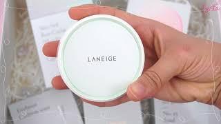SistaCafe Channel : Unbox ของใหม่จาก LANEIGE