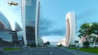 Набережную Новороссийска застроят по футуристическому проекту британского дизайнера