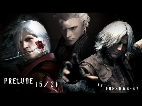 Devil May Cry 5 (with 3 and 4) - Prelude 15/21 by Freeman-47