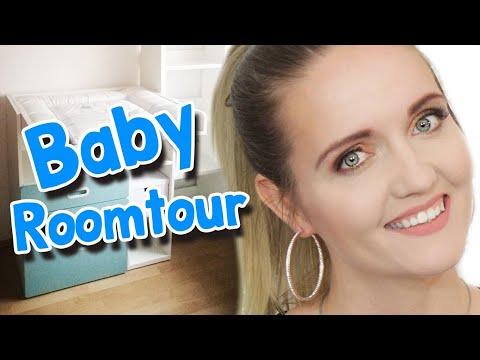 Baby Roomtour Junge | Disney Babyzimmer für unsren Sohn