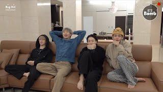 [BANGTAN BOMB] Grammy Nomination Night - BTS (방탄소년단)