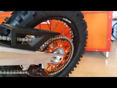 KTM EXC 250-F SIX DAYS 2015